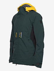 Didriksons - BENGT USX JKT 2 - manteaux de pluie - north sea - 3