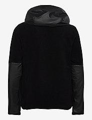 Didriksons - BOSSE USX JKT 2 - basic-sweatshirts - black - 2
