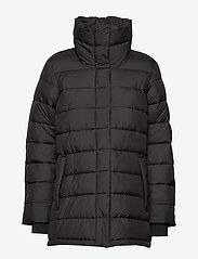 Didriksons - HEDDA WNS JKT 2 - down- & padded jackets - black - 2