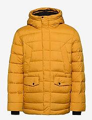 Didriksons - URBAN USX JKT 2 - vestes matelassées - yellow ochre - 1