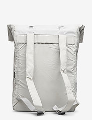 Didriksons - TOTE GALON BACKPACK - sacs à dos - aluminum - 1
