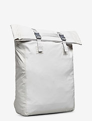 Didriksons - TOTE GALON BACKPACK - sacs à dos - aluminum - 2