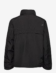 Didriksons - GRAND USX JKT - manteaux de pluie - black - 2