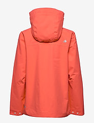 Didriksons - WIDA WNS JKT - kevyet takit - coral red - 3
