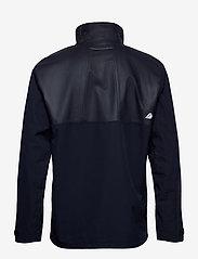 Didriksons - OLIVER USX JKT - manteaux de pluie - dark night blue - 2