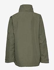 Didriksons - TERA GIRLS JKT 3 - shell jacket - dusty olive - 3