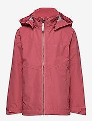 Didriksons - TERA GIRLS JKT 3 - shell jacket - pink blush - 2