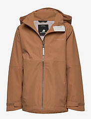 Didriksons - PIKO BOYS JACKET 3 - shell jacket - almond brown - 1