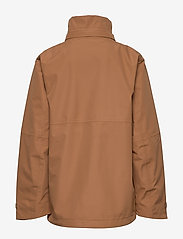Didriksons - PIKO BOYS JACKET 3 - shell jacket - almond brown - 5