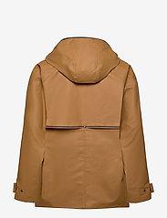 Didriksons - OSKAR USX JKT 2 - manteaux de pluie - almond brown - 2