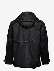 Didriksons - OSKAR USX JKT 2 - manteaux de pluie - black - 2