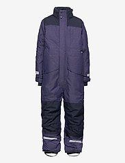 Didriksons - POLARBJÖRNEN KIDS CO - snowsuit - denim blue - 2