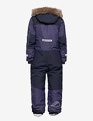 Didriksons - POLARBJÖRNEN KIDS CO - snowsuit - denim blue - 3