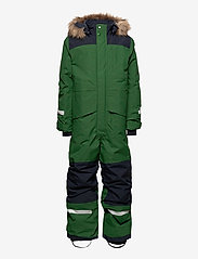 Didriksons - BJÖRNEN KIDS COVER 4 - snowsuit - leaf green - 1