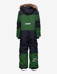 Didriksons - BJÖRNEN KIDS COVER 4 - snowsuit - leaf green - 2