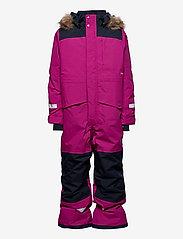 Didriksons - BJÖRNEN KIDS COVER 4 - snowsuit - lilac - 1