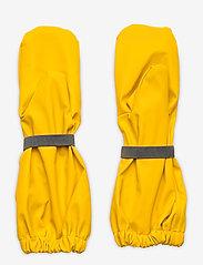 Didriksons - PILEGLOVE KIDS 4 - handschuhe - mellow yellow - 1