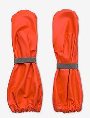 Didriksons - PILEGLOVE KIDS 4 - handschuhe - poppy red - 1