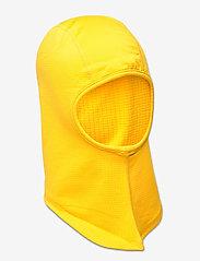 Didriksons - REVA KIDS BALACLAVA - balaclava - mellow yellow - 0