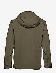 Didriksons - ASTON USX JKT 2 - vestes légères - fog green - 2