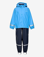 Didriksons - SLASKEMAN KIDS SET 4 - ensembles - breeze blue - 1