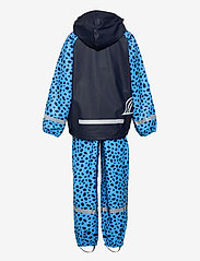 Didriksons - SLASKEMAN PR SET 4 - sets & suits - breeze blue dots - 2