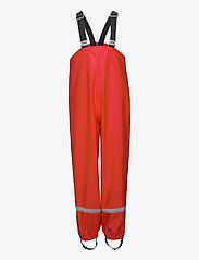 Didriksons - PLASKEMAN PANTS 4 - ensembles - poppy red - 1