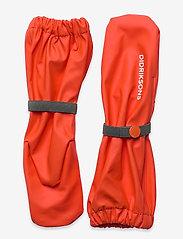 Didriksons - GLOVE KIDS 4 - handsker & vanter - poppy red - 0