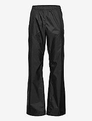 Didriksons - AMUR USX SET - manteaux de pluie - black - 2