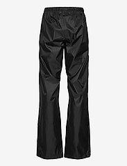 Didriksons - AMUR USX SET - manteaux de pluie - black - 3