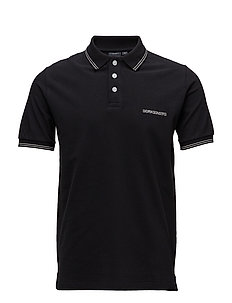 JANNE USX POLO - BLACK