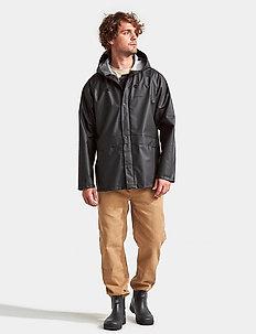 AVON USX JKT - regnkläder - black