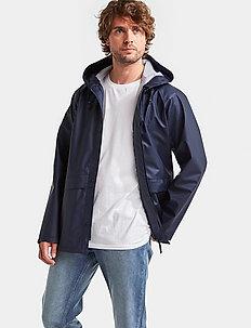 AVON USX JKT - regnkläder - navy