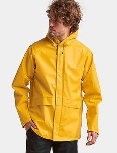 AVON USX JKT - regnkläder - yellow