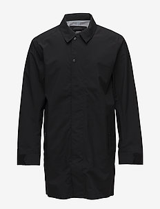 EJE USX COAT - BLACK