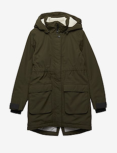 RONNE GS YT PARKA - puffer & padded - peat