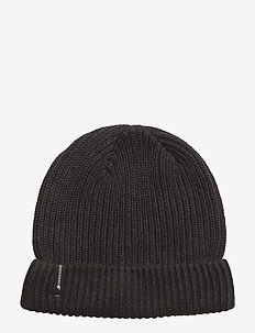 NILSON YOUTH BEANIE - hoed - black