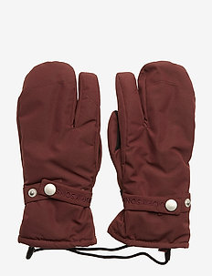 PALM YT GLOVES - OLD RUST
