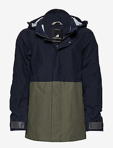FLUGAN KIDS JKT - NAVY