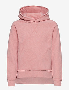 WIEN GS YT SWEATER - CORAL ROSE
