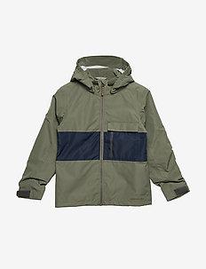 IGELKOTTEN KIDS JKT - shell jacket - dusty olive