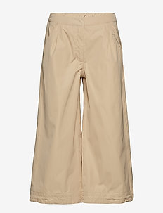 REX WNS PANTS - BEIGE SMOKE