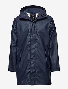 SKUR USX PARKA 2 - vêtements de pluie - navy