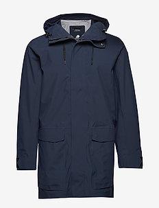 TROND USX PARKA 2 - vêtements de pluie - navy