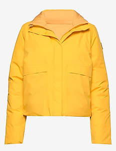 KIM WNS JKT - OAT YELLOW