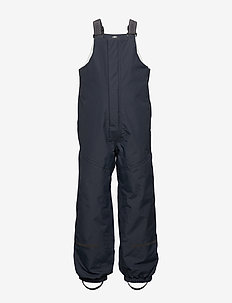 VIGGEN KIDS PANTS - schneehose - navy dust