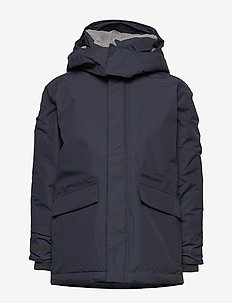 OSTRONET KIDS JKT - puffer & padded - navy dust