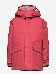 OSTRONET KIDS JKT - puffer & padded - raspberry red
