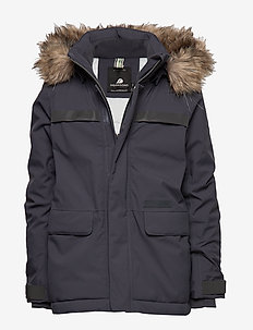 HAJEN KIDS PARKA - NAVY DUST