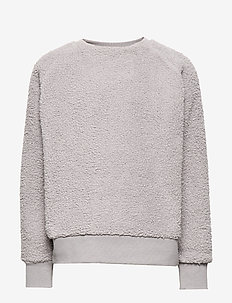 SIKEN KIDS CREWNECK - GREY JOY